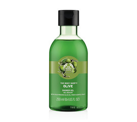 The Body Shop Olive Shower Cream