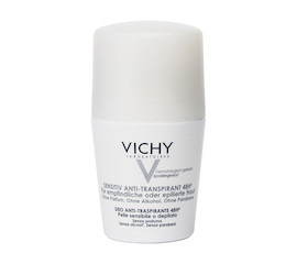 Vichy Deodorant Roll-on Antitranspirant 48h sensible