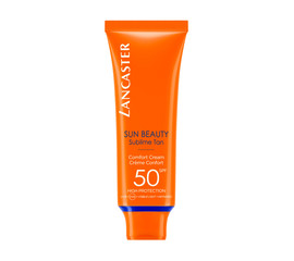 Lancaster Sun Beauty Care Sun Beauty Comfort Touch Cream Gentle Tan SPF 50