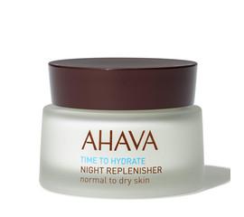 AHAVA Time to hydrate Night Replenisher normal/dry S