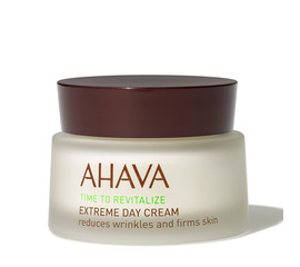 AHAVA time to revitalize time to revitalize Extreme Day