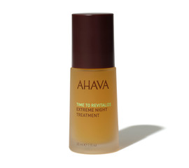 AHAVA time to revitalize Extreme Night Treatment