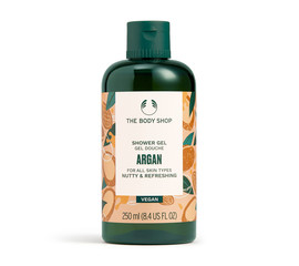 The Body Shop Argan Shower Cream