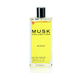 Musk Collection Musk Black Perfume Spray