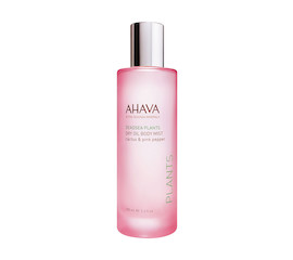 AHAVA deadsea Plants Dry Oil Body Mist Cactus & Pin