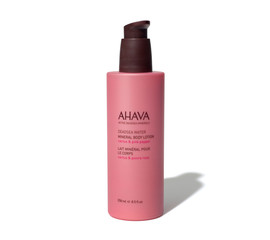 AHAVA deadsea Water Mineral Body Lotion Cactus & P