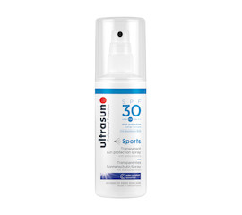 Ultrasun Sports Transparent sun protection Spray SPF 30