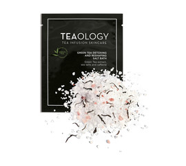 Teaology Green Tea Detoxing & Reshaping Salt Bath