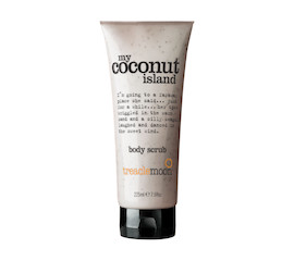 treaclemoon My coconut island Body scrub