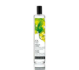The Body Shop Green Tea & Lemon Home Fragrance Spritz