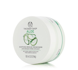 The Body Shop Aloe Face Mask