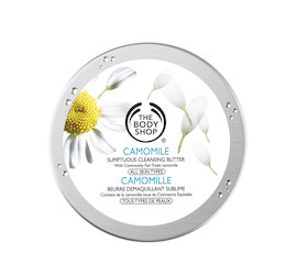 The Body Shop Camomile Make Up Remover