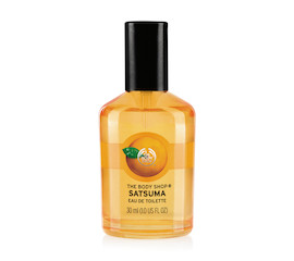 The Body Shop Satsuma Eau De Toilette Spray