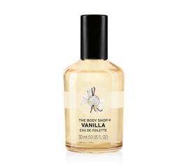 The Body Shop Vanilla Eau De Toilette Spray