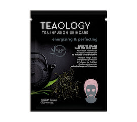 Teaology Black Tea Miracle Mask energizing & perfecting