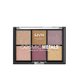NYX Professional Makeup Cosmic Metals Shadow Palette Cosmic Metals Shadow Palette