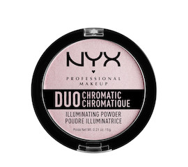 NYX Professional Makeup Duo Chromatic Illuminating Pow Duo Chromatic Illuminating Pow