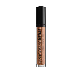 NYX Professional Makeup Cosmic Metals Lip Cream Lippenstift