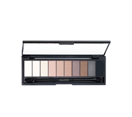 Collistar 10 Eye Shadow Palette in/out Star Product