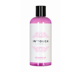 IN'TOUCH with Qi vitalizing shower gel