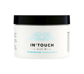 IN'TOUCH with Qi energizing scrub