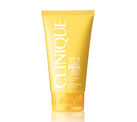 Clinique Face and Body Cream SPF 15