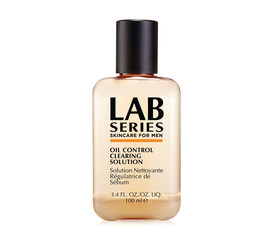 Lab Series Skincare for Men Oil Control Cleansing Skin Clearing Solution