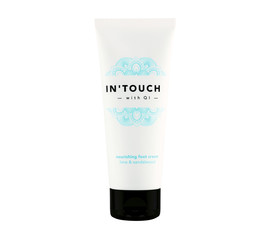 IN'TOUCH with Qi nourishing foot cream