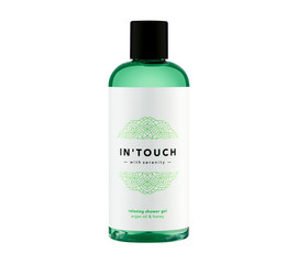IN'TOUCH with Serenity relaxing shower gel