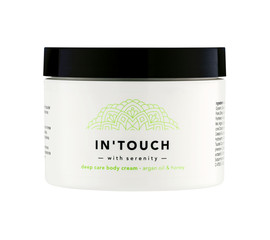 IN'TOUCH with Serenity deep care body cream