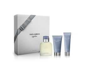 Dolce&Gabbana Light Blue pour Homme Sets mit Düften