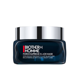 Biotherm Force Supreme Black Regenerating Mask