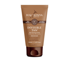 Eco By Sonya Invisible Tan Self Tanning Crème
