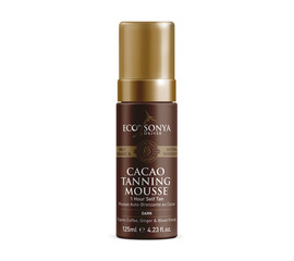 Eco By Sonya Cacao Firming Mousse 1 Hour Self Tan