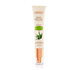 Seamantika Mineral Night Cream Aloe Vera Nachtcreme