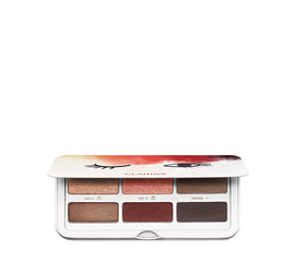 Clarins Ready In A Flash Palette Lidschatten