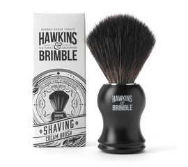 Hawkins & Brimble Shaving Cream Brush Bartpflege