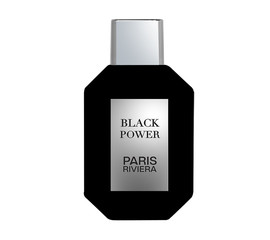 Paris Riviera Black Power Eau de Toilette