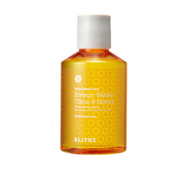 Blithe Energy Yellow Citrus & Honey deep cleansing