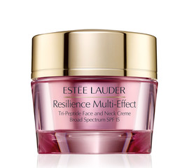 Estée Lauder Resilience Multi-Effect Tri-Peptide Face and Neck Creme Dry SPF15