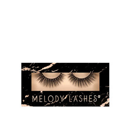 Melody Lashes 100% Silk Ella