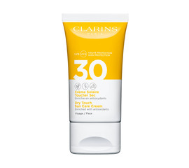 Clarins Solaire Dry Touch Sun Care Cream