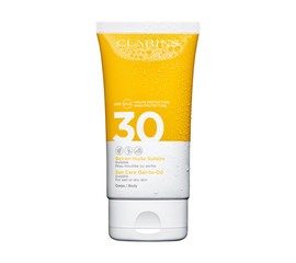 Clarins Solaire Sun Care Gel-to-Oil