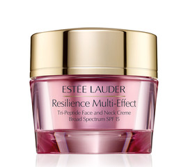 Estée Lauder Resilience Multi-Effect Tri-Peptide Face and Neck Creme N/C SPF15