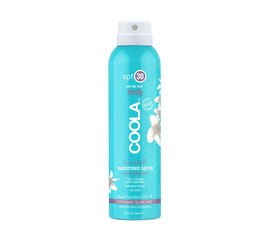 COOLA Body Sunscreen Sport Unscented Spray