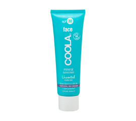 COOLA Mineral Sunscreen Face Unscented Matte Tint