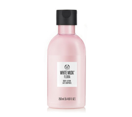 The Body Shop White Musk Flora Body Lotion
