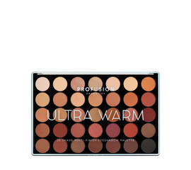PROFUSION Ultra Warm 35 Shade Multi-Finish Eyeshadow Palette