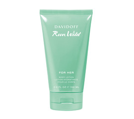 Davidoff Run Wild for Her Körperlotion