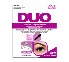 DUO DUO Quick-Set Striplash Adhesive Dark